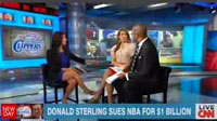 lawyer Janet Johnson interviewed about Donald Sterling lawsuit