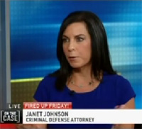Attorney Janet Johnson interviewed about Jody Arias Case