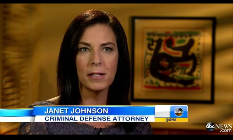 Criminal Defense Attorney Janet Johnson talks to ABC News about Bali Murder case